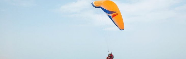 paragliding, spanje, vakantie, outdoor