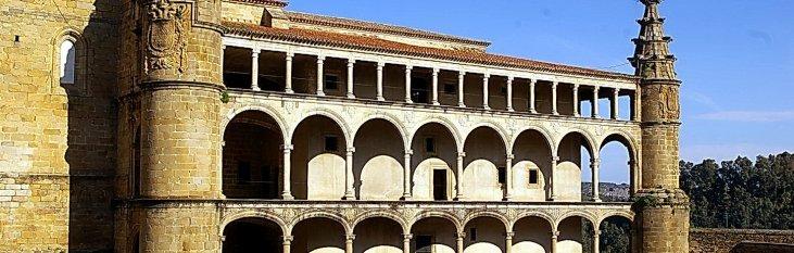 alcantara, spanje, klooster