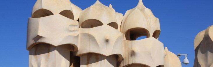 barcelona, bezienswaardigheden, gaudi
