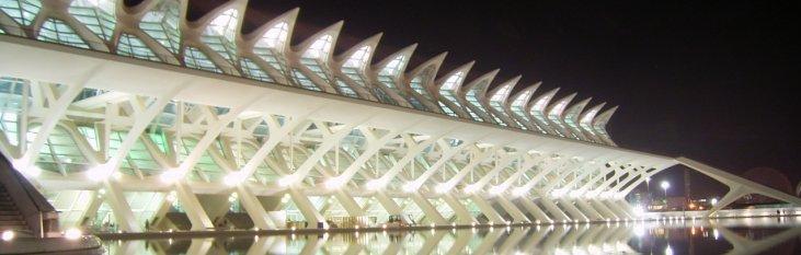 valencia, bezienswaardigheden, architectuur