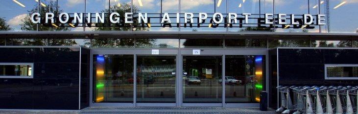 eelde, airport, groningen