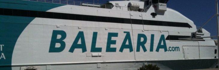 ibiza, veerboot, spanje, vakantie, vervoer