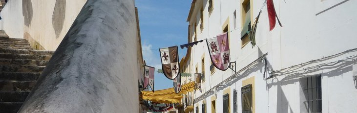fiesta medieval, ibiza, spanje, vakantie, evenement