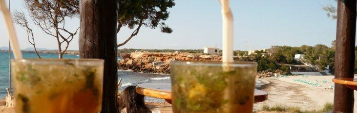 la savina, drankjes, uitzicht