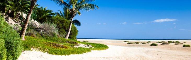 strand, fuerteventura