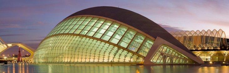 valencia, architectuur