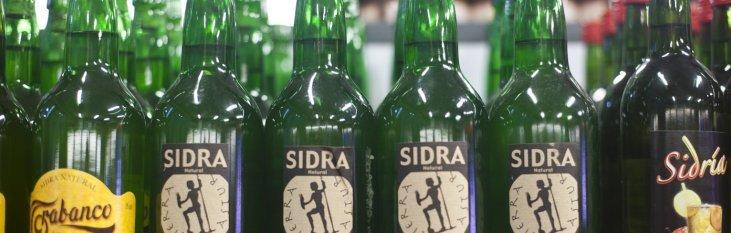 sidra, cider, asturie