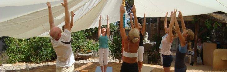 yoga, ibiza, spanje, vakantie